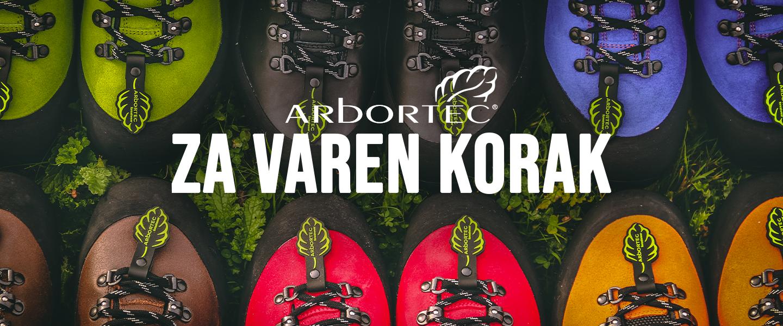 Gozdarski čevlji Arbortec