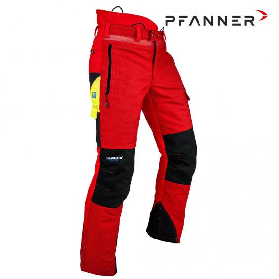 Gozdarske zaščitne hlače PFANNER Ventilation
