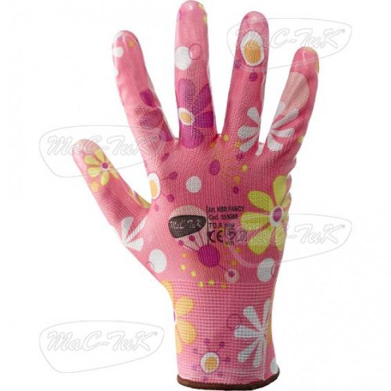 Zaščitne rokavice MAC-TUK NBR FANCY