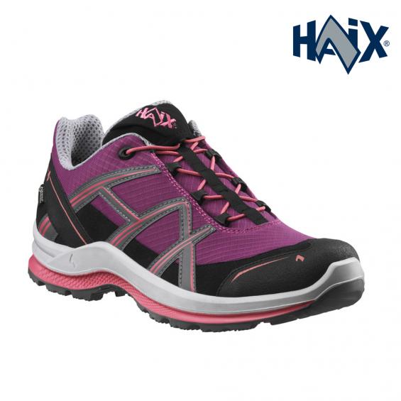 Športna obutev HAIX art.Black Eagle Adventure 2.1 low/purple-rose/gtx/Ws