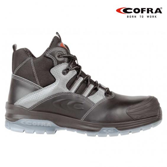 Zaščitna obutev COFRA MODIGLIANI BLACK S3 CI SRC