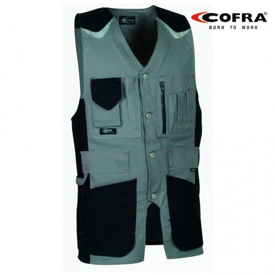 Telovnik COFRA CRAFTSMAN V009-01