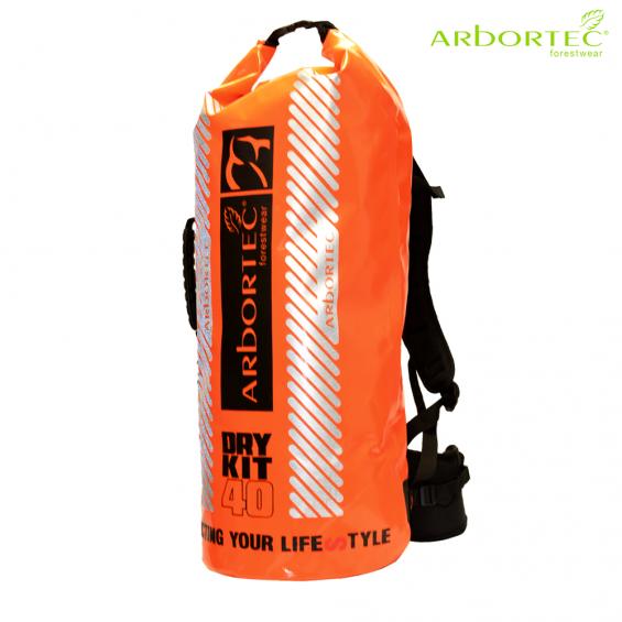 Torba 40L DryKit MAMBA oranžna