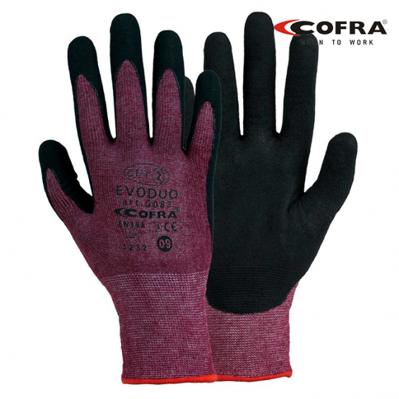 Zaščitne rokavice COFRA EVODUO G083