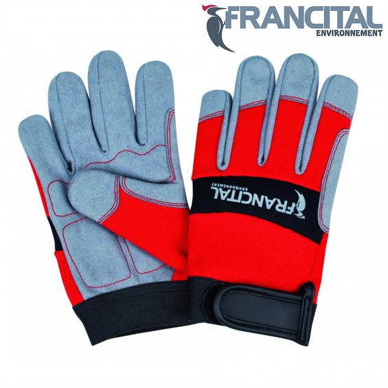 Otroške usnjene rokavice FRANCITAL GT023