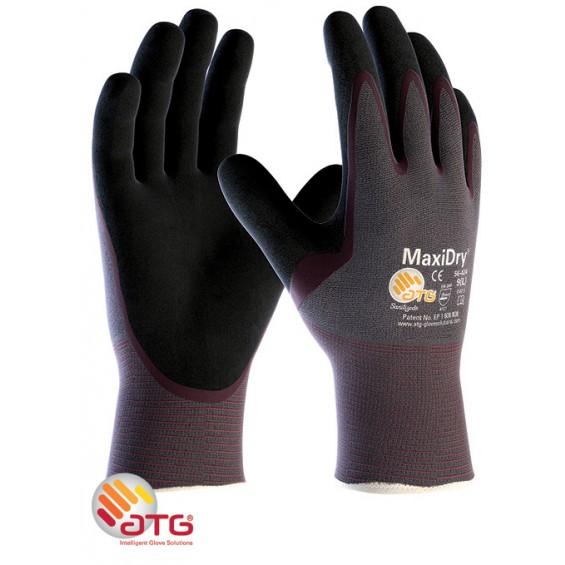 Zaščitne rokavice ATG MaxiDRY 56-424