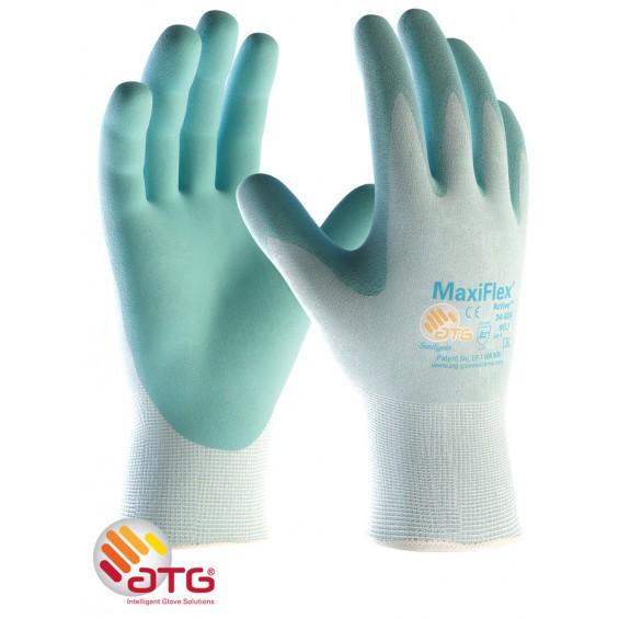 Zaščitne rokavice ATG MaxiFLEX  Active 34-824
