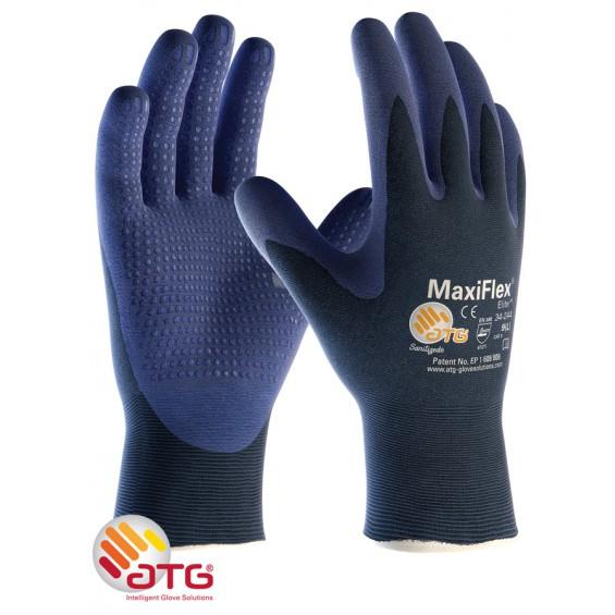 Zaščitne rokavice ATG MaxiFLEX Elite 34-244
