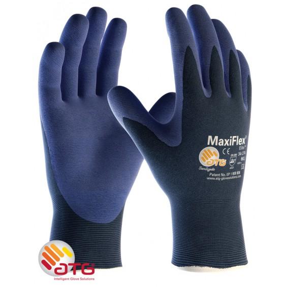 Zaščitne rokavice ATG MaxiFLEX Elite 34-274