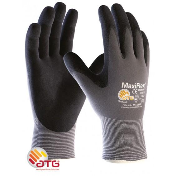 Zaščitne rokavice ATG MaxiFLEX Ultimate 34-874