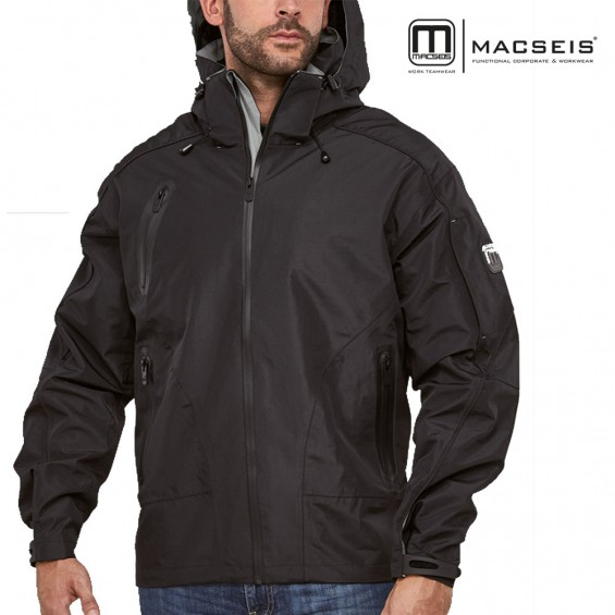 Jakna dežna MACSEIS EXCEL black