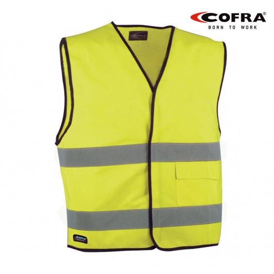 Telovnik COFRA NEW DRIVER V073-00 EN 471
