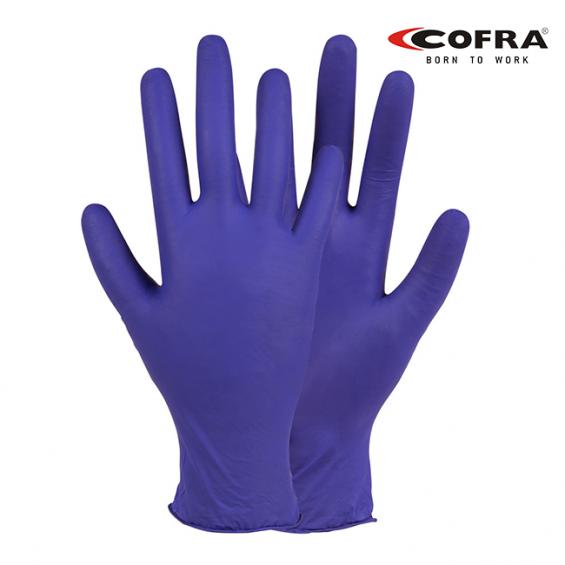 Zaščitne rokavice COFRA NITRILIGHT G502
