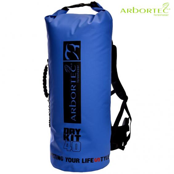 Torba TUBE nahrbtnik 60L DryKit VIPER modra