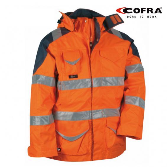 Bunda COFRA PROTECTION V024-01 EN343 EN471