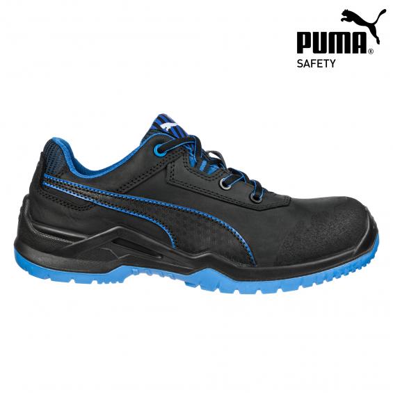 Zaščitna obutev PUMA ARGON BLUE LOW S3 ESD SRC