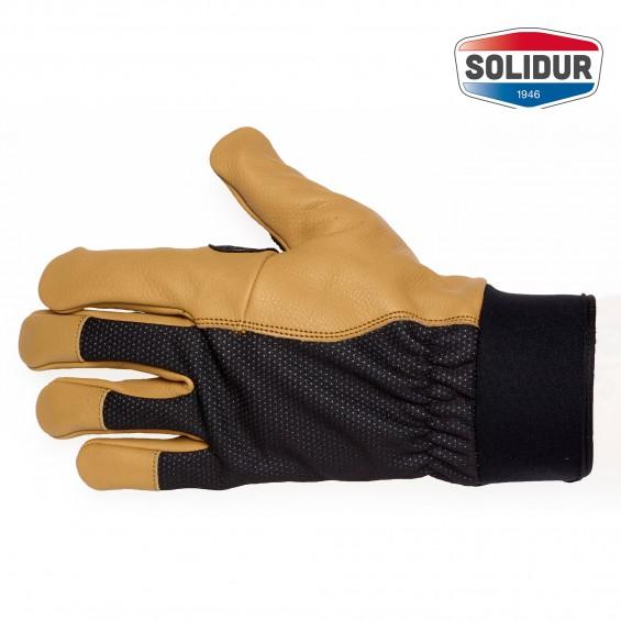 Gozdarske rokavice SOLIDUR LAYON