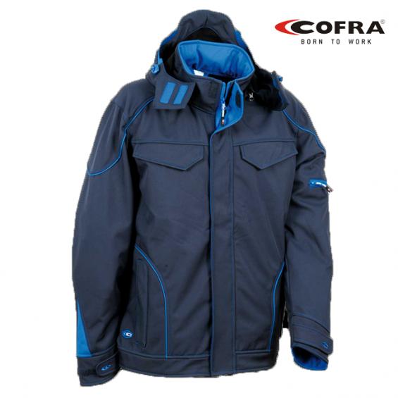 Jakna Soft Shell COFRA TECKA V415-0-02