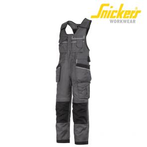 Kombi hlače SNICKERS DURATWILL 0212-7404 temno siva/črna