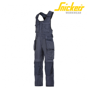 Kombi hlače SNICKERS DURATWILL 0212-9595 temno modra