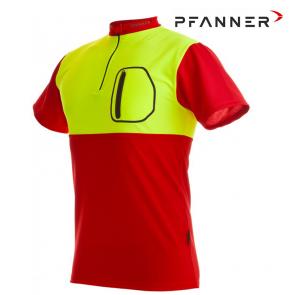 Klima majica PFANNER - kratek rokav
