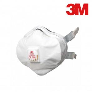 RESPIRATOR 3M 8835 FFP3 D