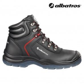 Zaščitna obutev ALBATROS GRAVITATION MID S3 SRC