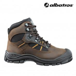 Zaščitna obutev ALBATROS TIMBER MID S3 SRC