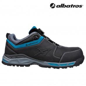 Zaščitna obutev ALBATROS TOFANE BLACK QL LOW S3 ESD HRO SRC