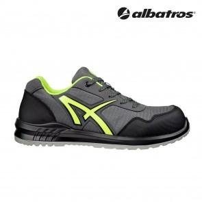 Zaščitna obutev ALBATROS Dynamic DRIFTER GREEN LOW S1P SRC