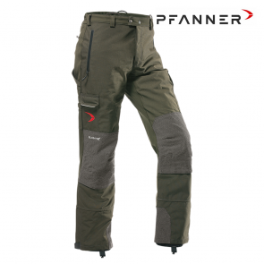 Delovne hlače PFANNER Outdoor GLADIATOR - zelene