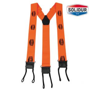 Naramnice za gozdarske hlače SOLIDUR ACBR02
