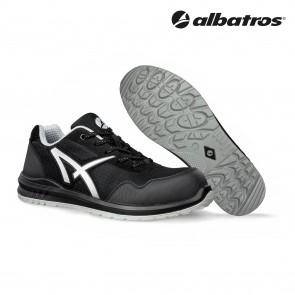 Zaščitna obutev ALBATROS Dynamic DRIFTER BLACK LOW S1P SRC