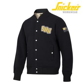 Delovna jakna SNICKERS 2832-0458 črna/siva