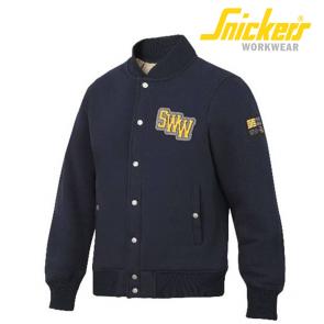 Delovna jakna SNICKERS 2832-9558 modra/siva