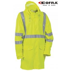 Dežni plašč COFRA CARACAS V452-00 EN20471
