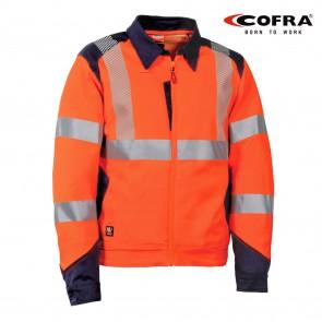 Delovna jakna COFRA ACARIGUA Stretch V600-0-02