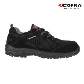 Zaščitna obutev COFRA  BALANCER BLACK S1 P SRC