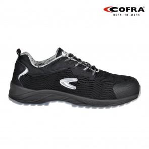Zaščitna obutev COFRA BOOTCAMP BLACK S1 P SRC