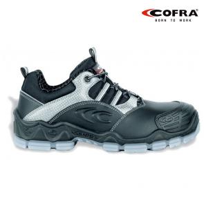 Zaščitna obutev COFRA CARAVAGGIO BLACK S3 CI SRC