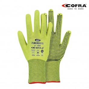 Zaščitne rokavice COFRA FIBERDOTS