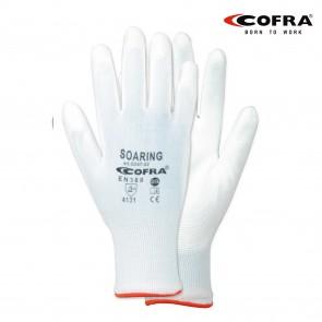 Zaščitne rokavice COFRA SOARING G047 bele