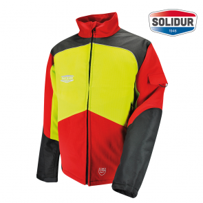 Gozdarska jakna SOLIDUR COMFY - razred 1