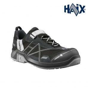 Zaščitna obutev HAIX CONNEXIS Safety T Ws S1P low grey-silver