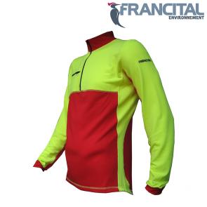 Gozdarska majica dolg rokav FRANCITAL CERET FI074RAL