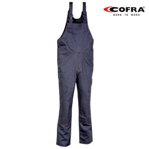 Zaščitne hlače z oprsnikom za varilce COFRA FLAME V259-0-02
