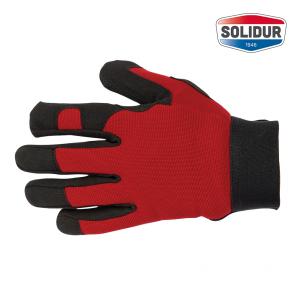 Delovne rokavice SOLIDUR oblazinjena dlan FRMAGD