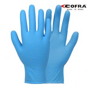 Zaščitne rokavice COFRA GRABLIGHT blue G503