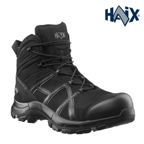 Zaščitna obutev HAIX art. BLACK EAGLE SAFETY 40 MID black/black
