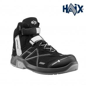 Zaščitna obutev HAIX CONNEXIS Safety GTX S3 mid black-silver